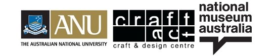 The Australian National University, Craft ACT: Craft and Design Centre, National Museum of Australia